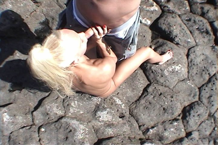 Lex steele cums on young blonde Chinese couple hidden cam fucking part2