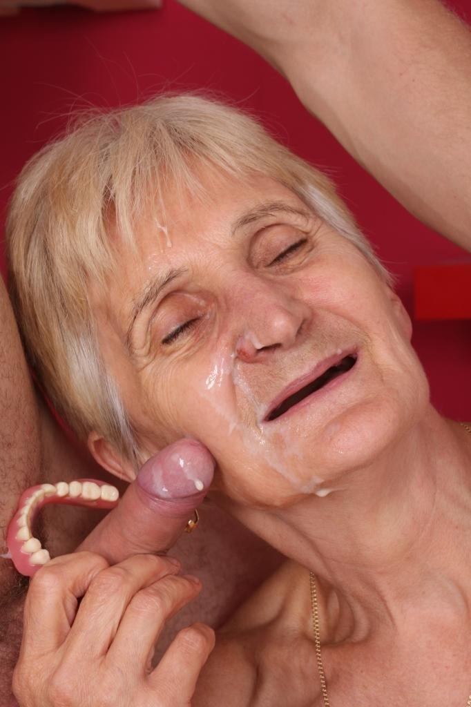 Granny webcam xhamster #1