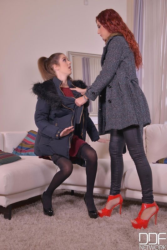 best of Flash porn wife lesbian caught