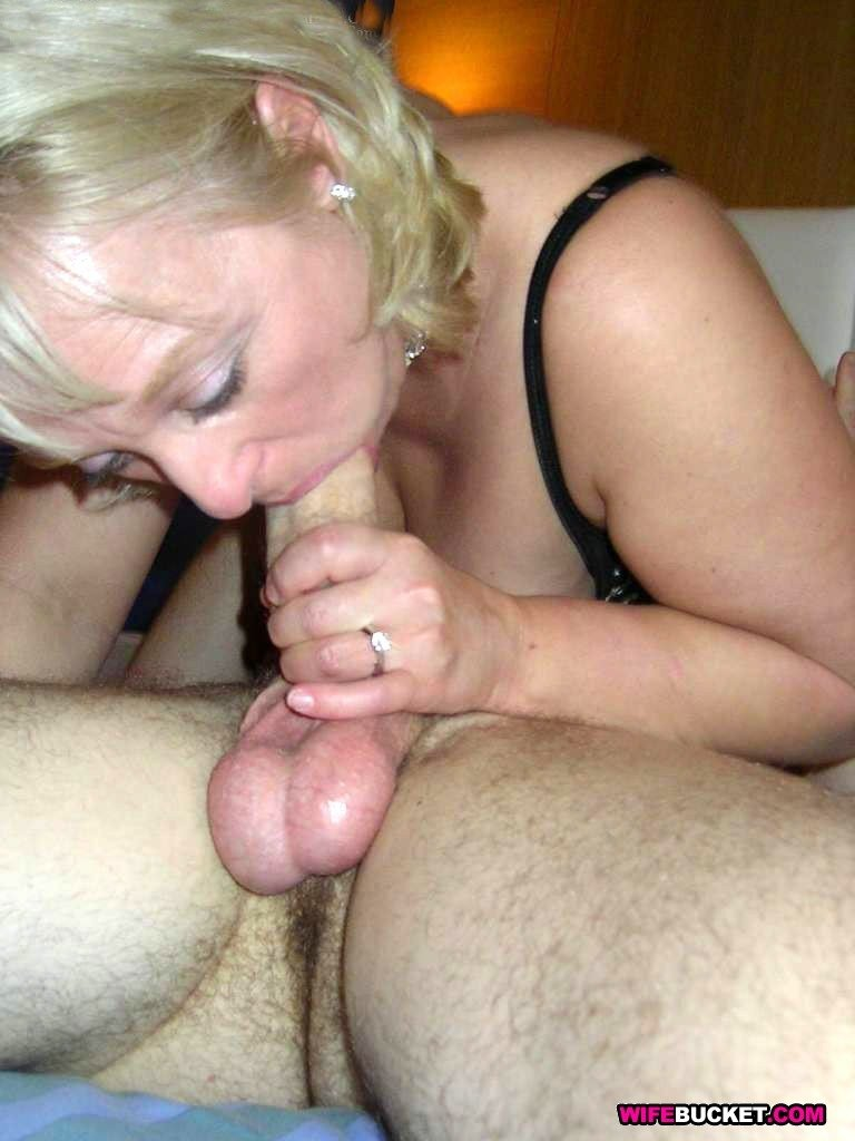 Cuckold men forced to suck cock