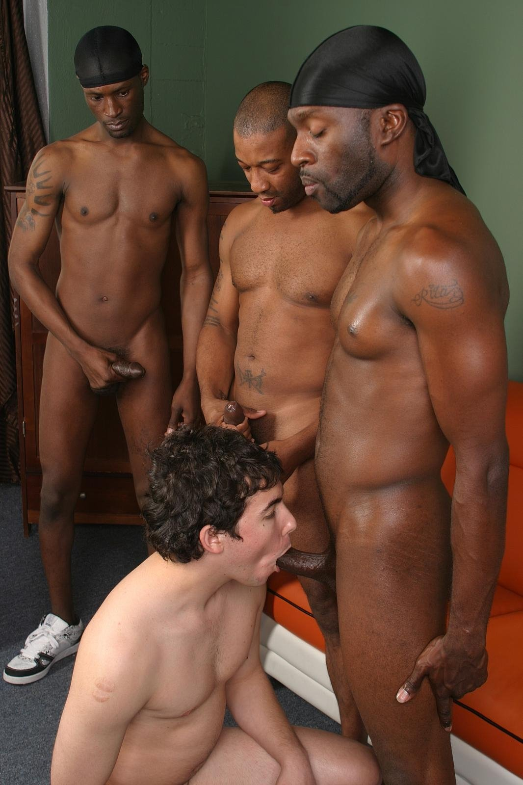 Black boys only. i'll be happy to watch