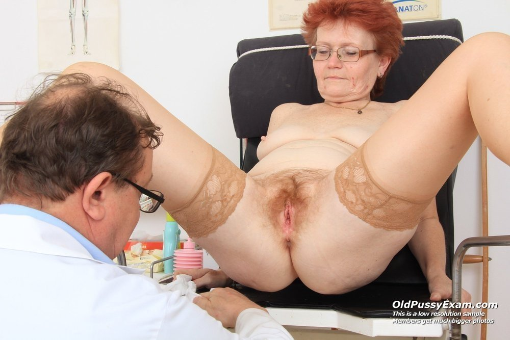 tall mature nude there