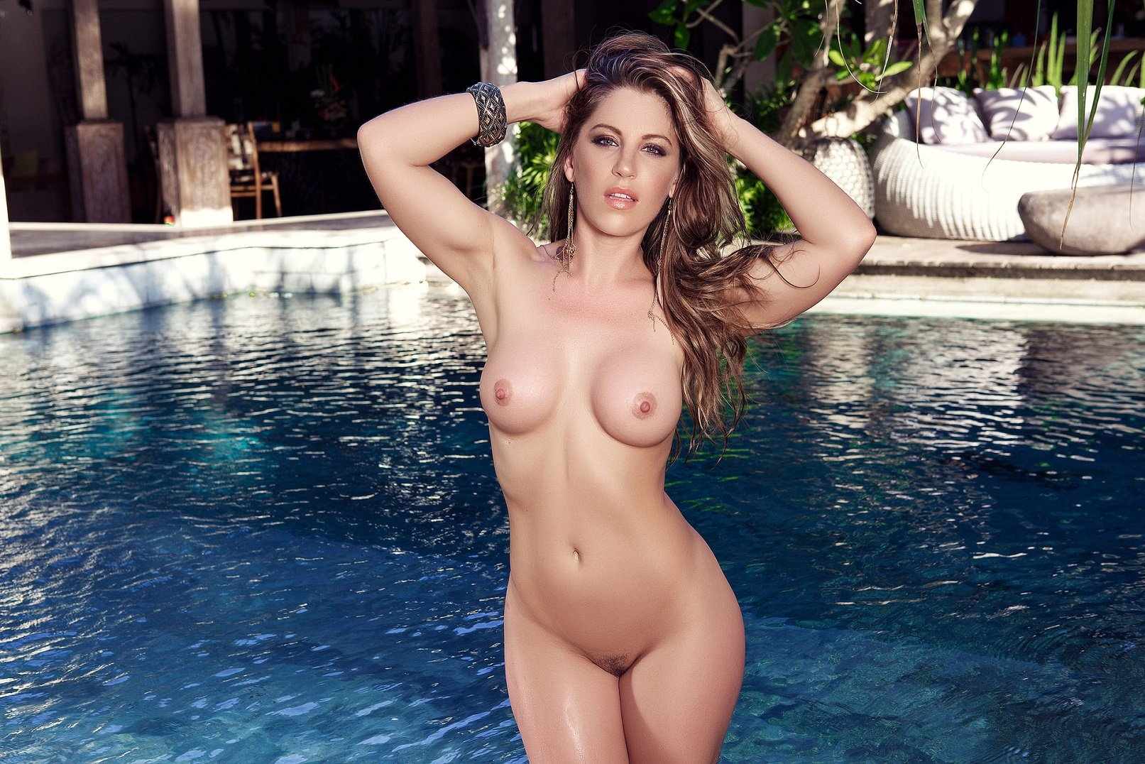 Camoflage panty play gianna michaels big dildo