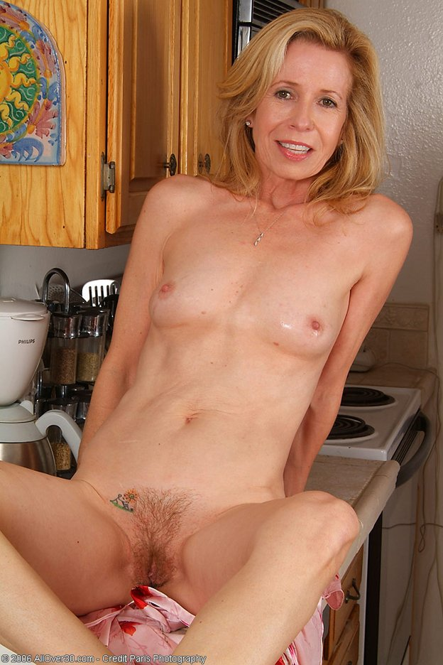Drunk moms flashing for jerking son