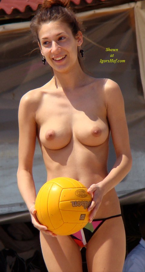 Professional women volleyball nude gallery