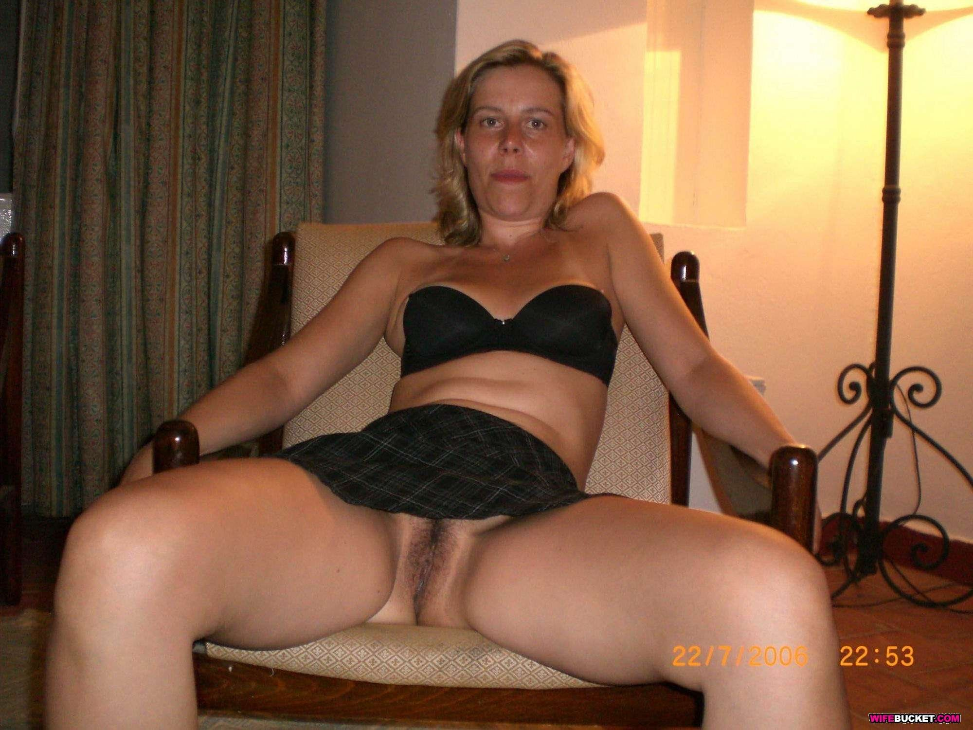 mature clothed blowjob