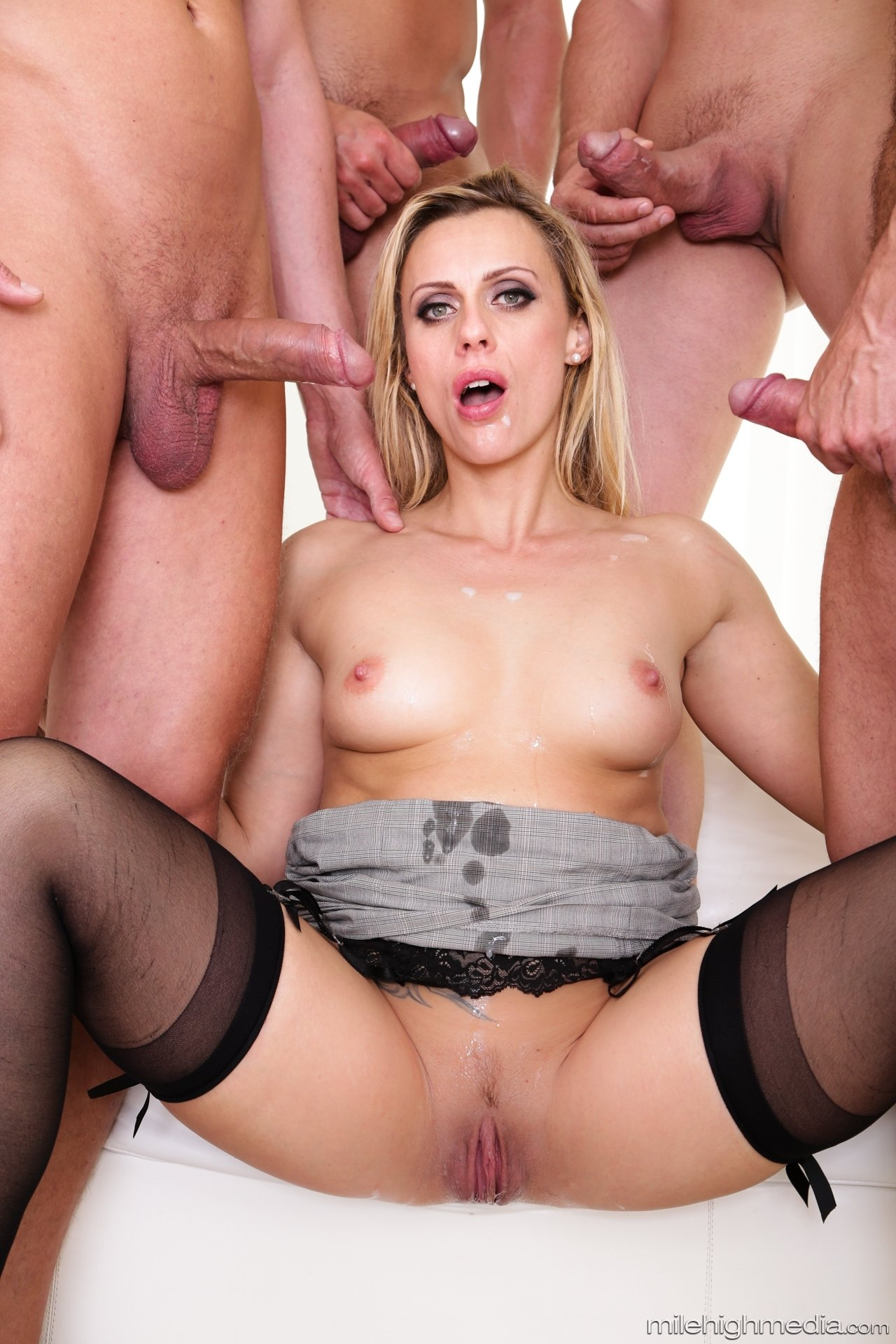 In wanted creampie wife