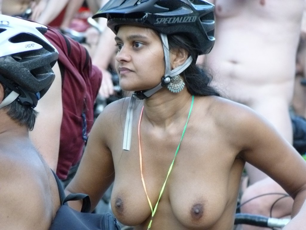 Sexy indian girls nude in public are mistaken