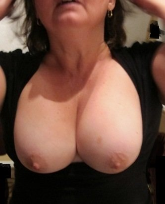 Chubby housewife naked #1