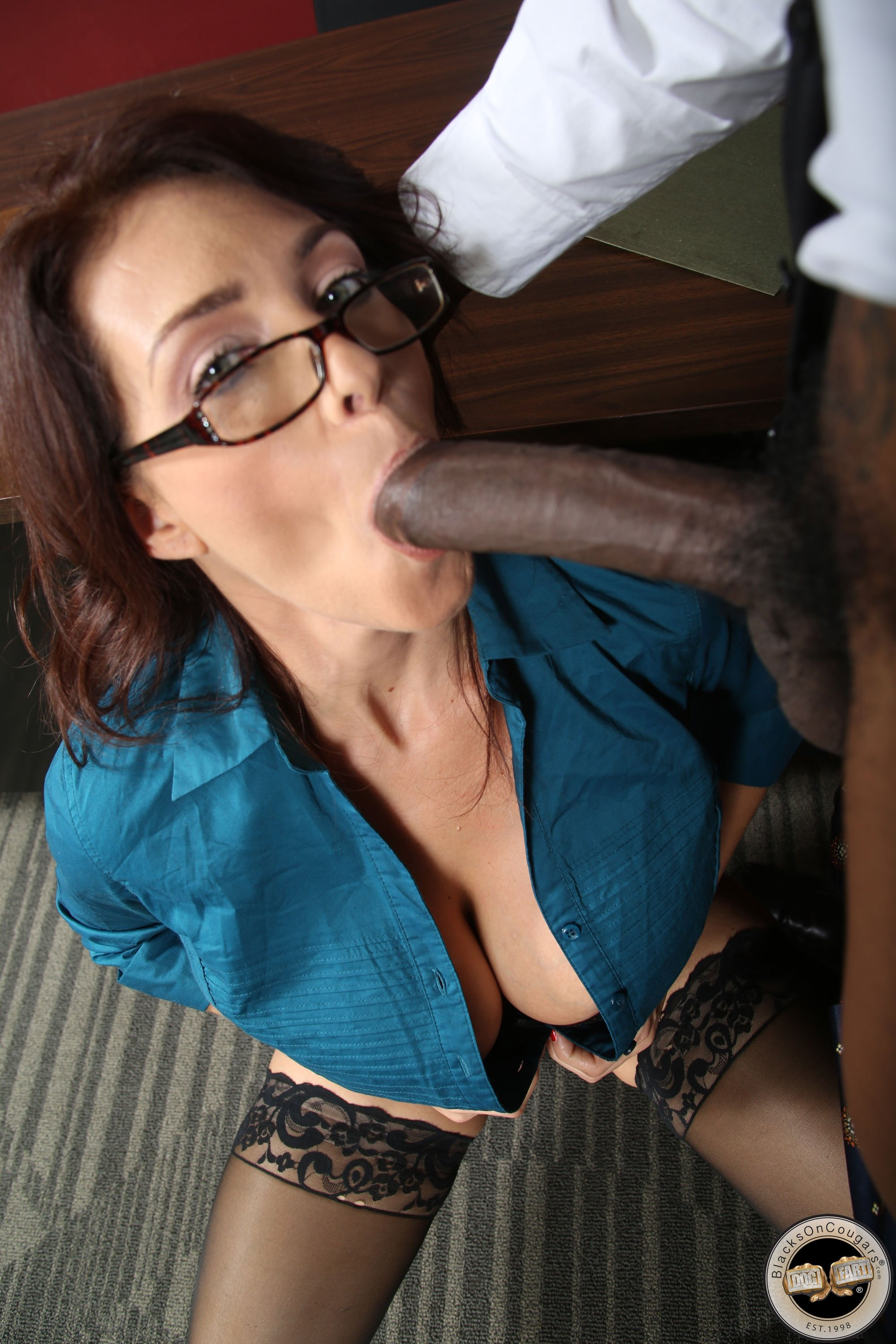 In home father hot busty milf