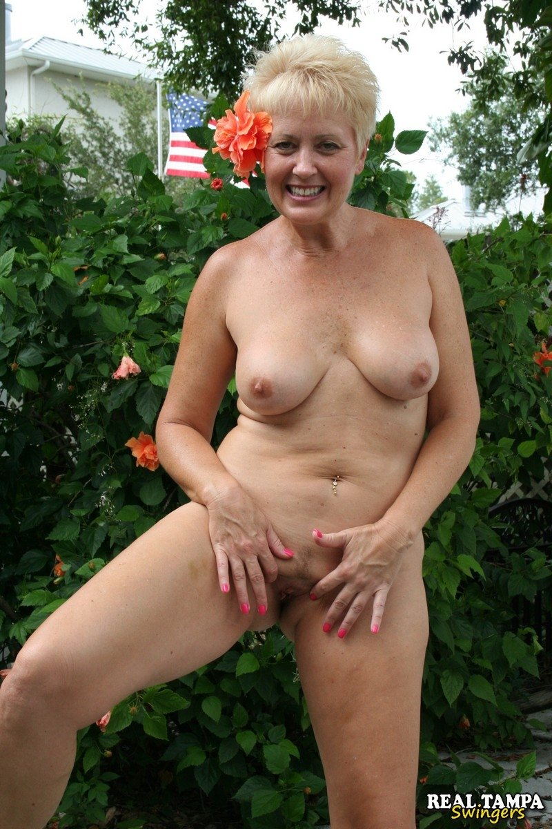 Mature amateurs models
