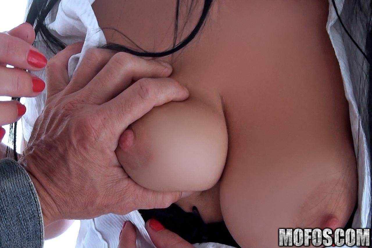 wife using big dildo