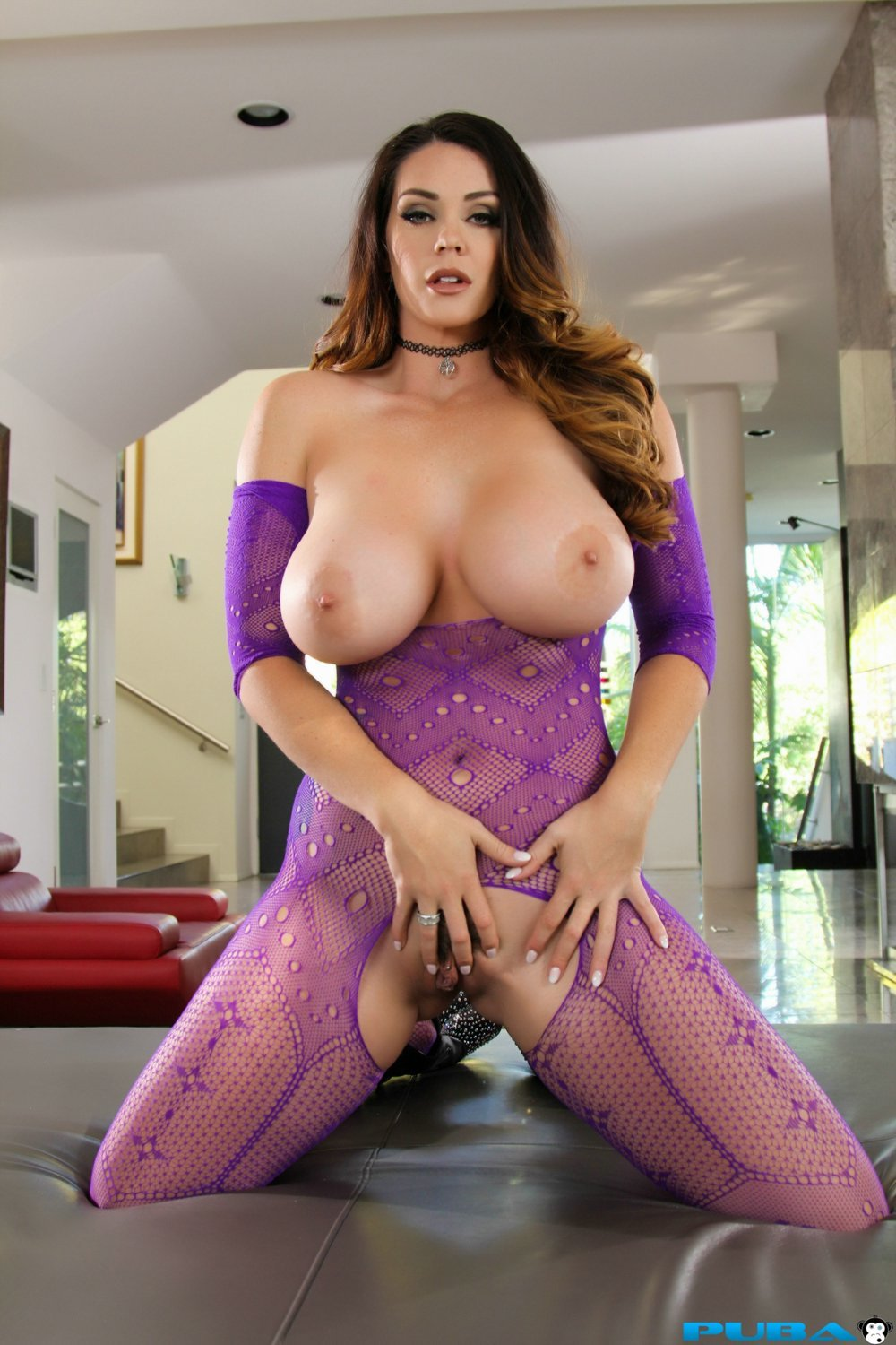 Huge tits stockings porn-6263