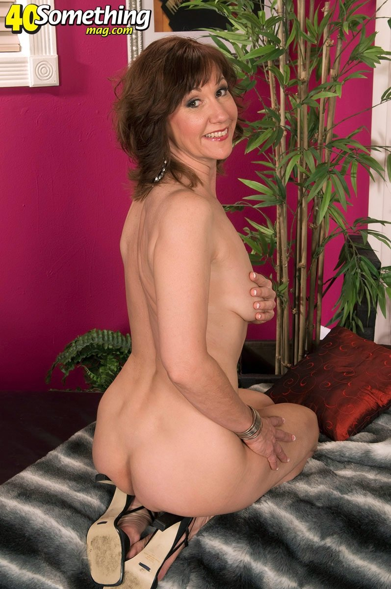 Plump naked mature women #8