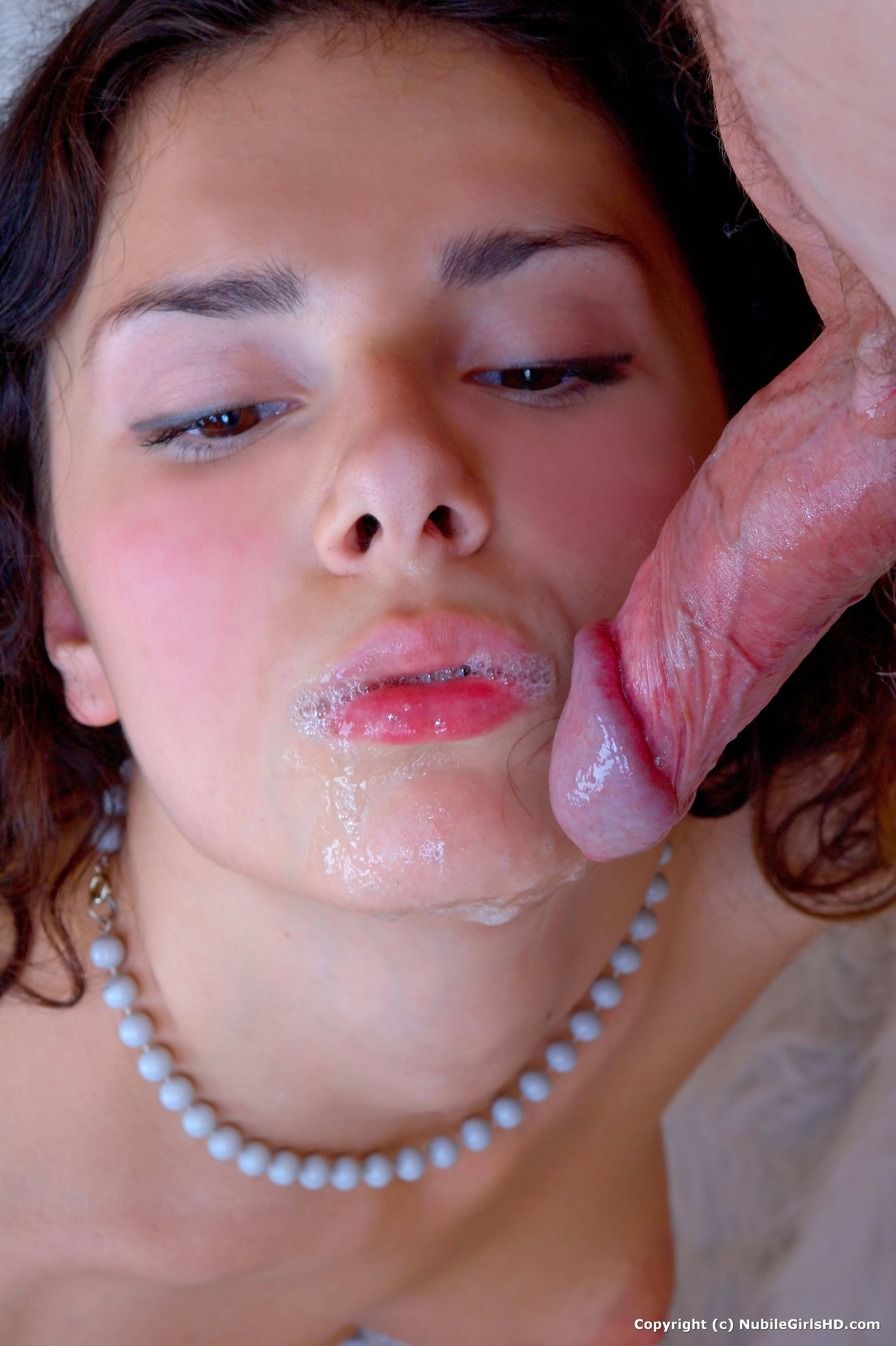 Massive Teen Facials