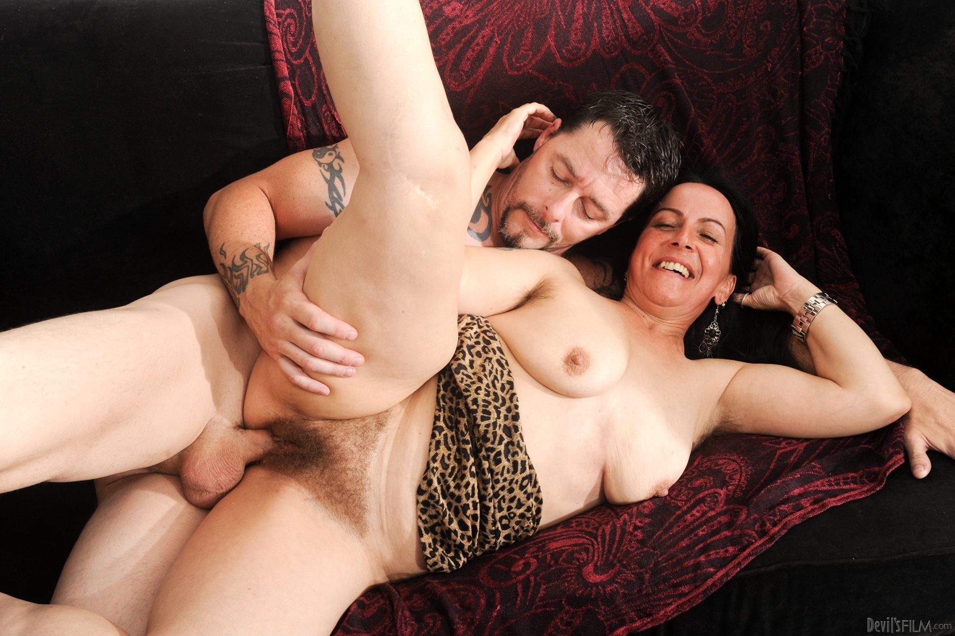 Turkish wife and boss face
