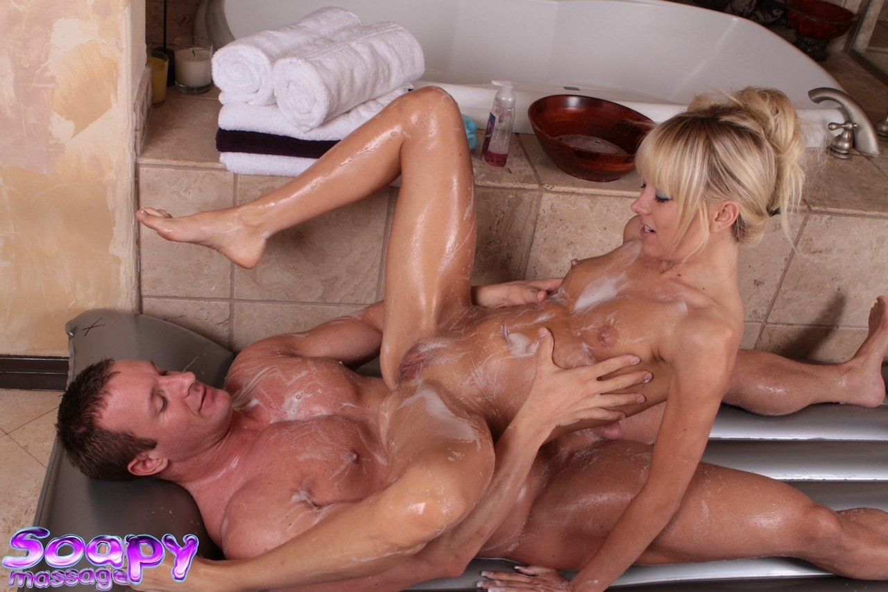 Wife riding a dick in stokings