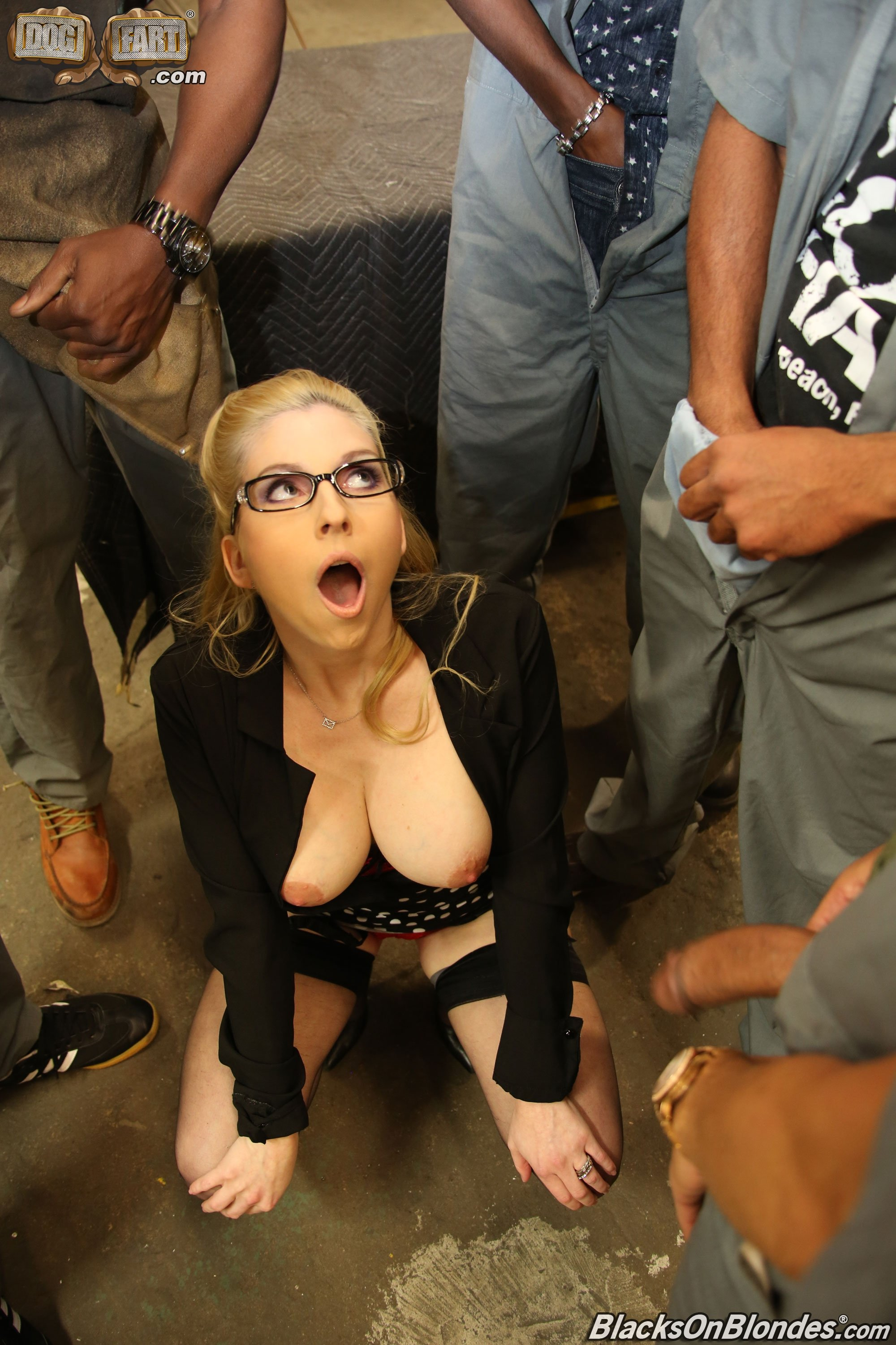Gallery porn secretary fantastic, big