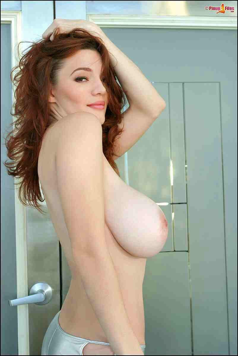 Big natural beautiful tits