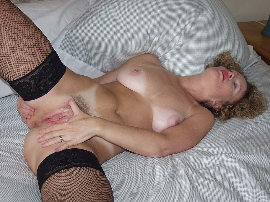 Mom lesbian milf makes love to her girlfriend #1