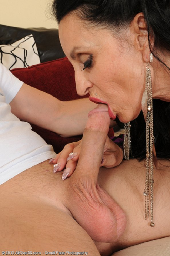 Sexy mature wife gets big spunk shot gay tube double