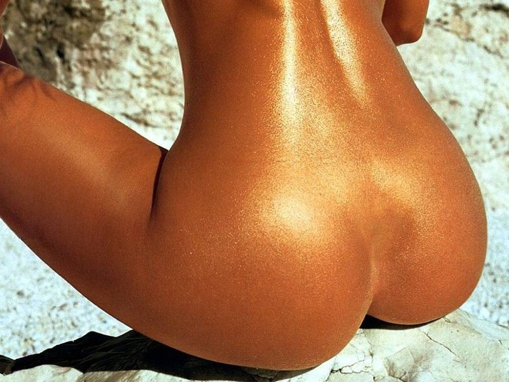 Bubble butts nude