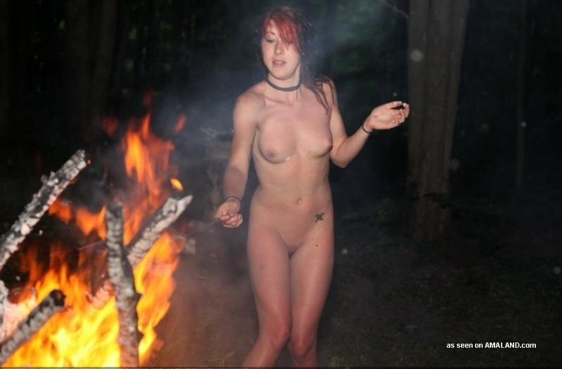 Young nudist family creampies videos