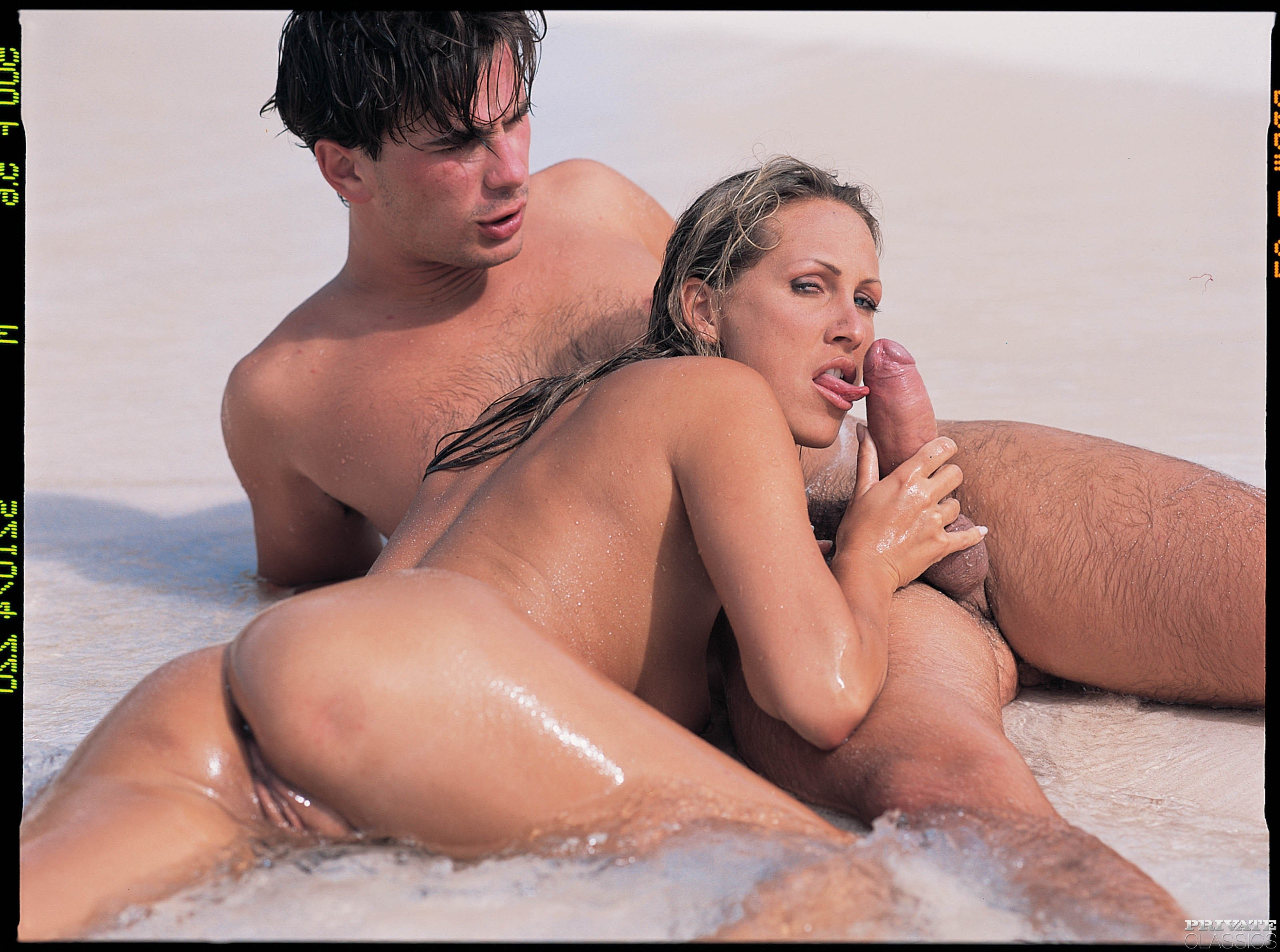 hot amateur porn with awesome sex on the beach