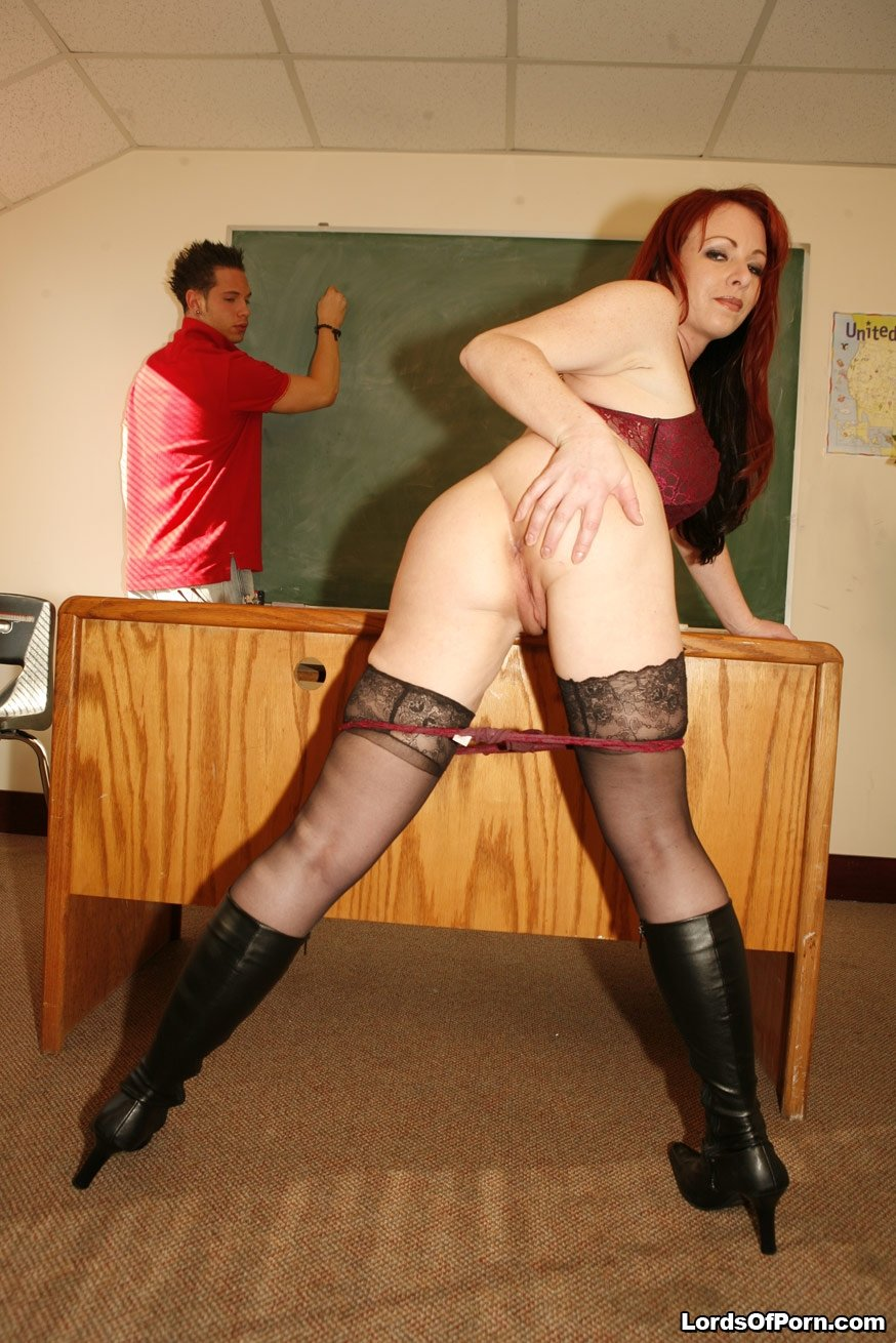 Russian teacher free porn photo