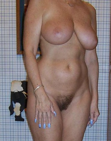 Gigantic BBC Dildo Wrecks Her Greedy Pussy there