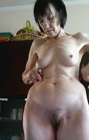 tasteful nude mature women