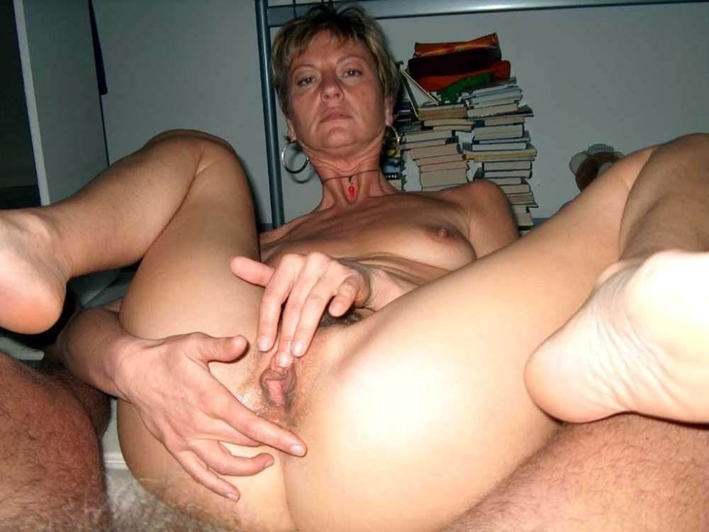 Russian mature homemade sex