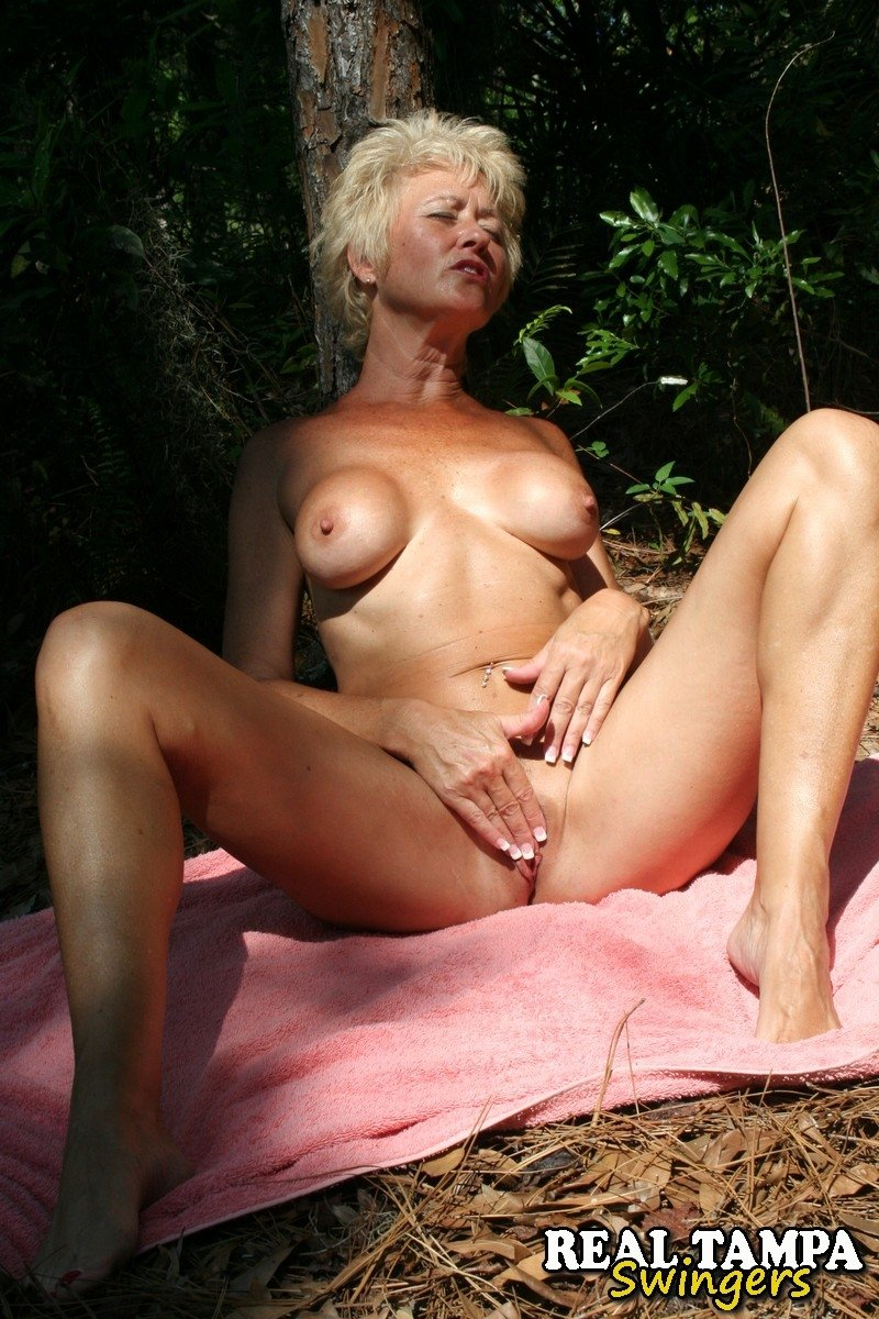 Swingers in the woods