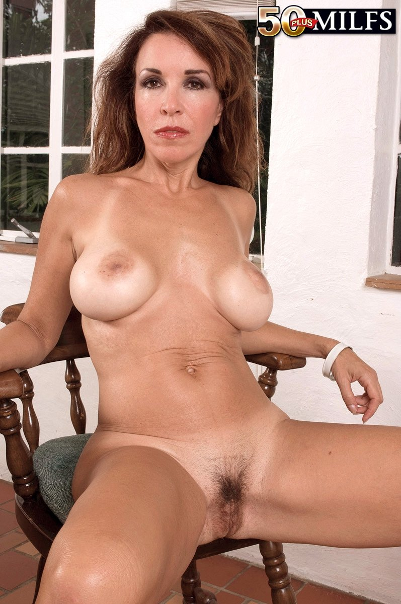 mature women naked outside there