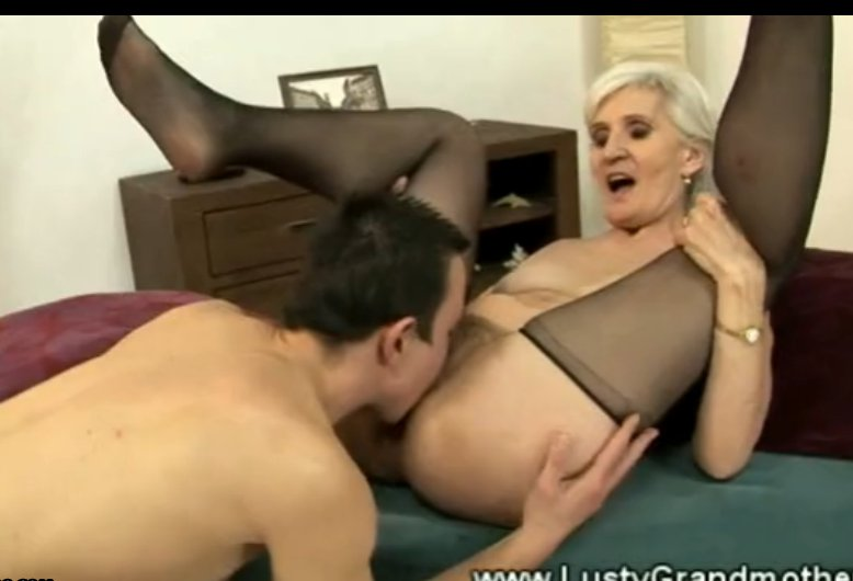 Asian father in law fuck son wife in kitchen anal big butt granny
