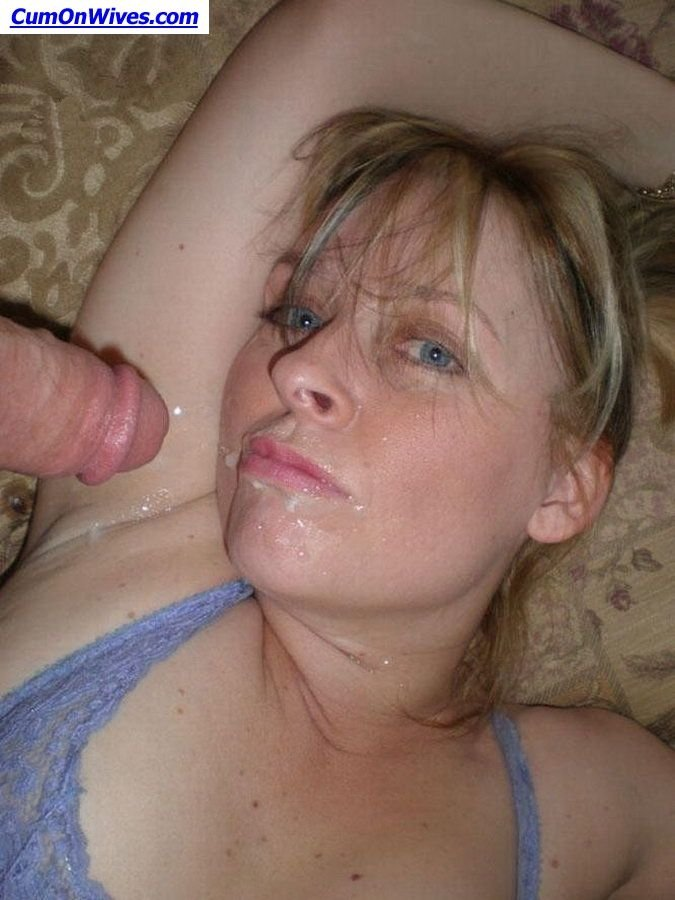 mature wife on her knees