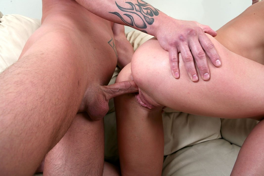 first time anal play porn