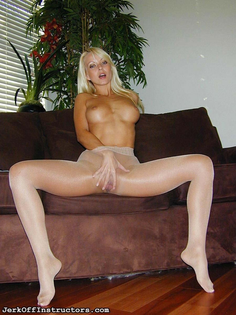 hot milf spread legs there
