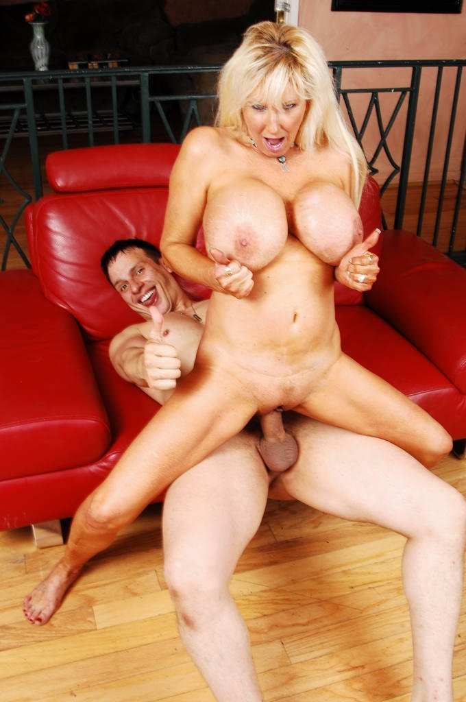 mature wife pegging husband there