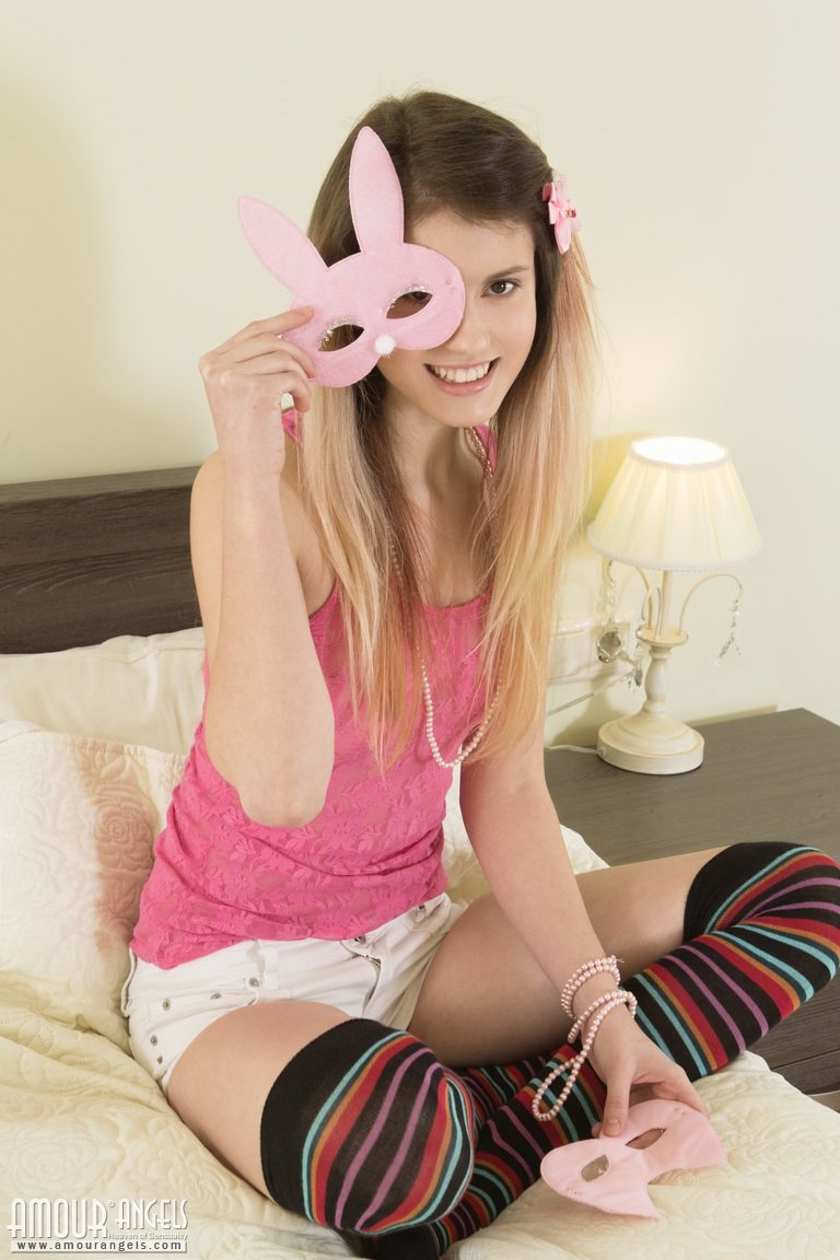 Husband in low young sister spy cam