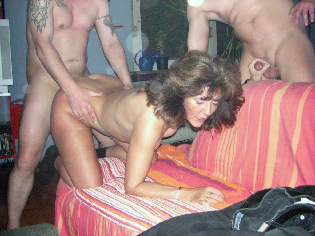 anal young milf