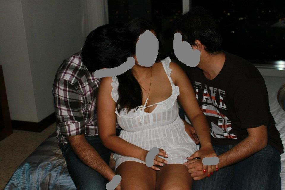 Wasted gf fucking party