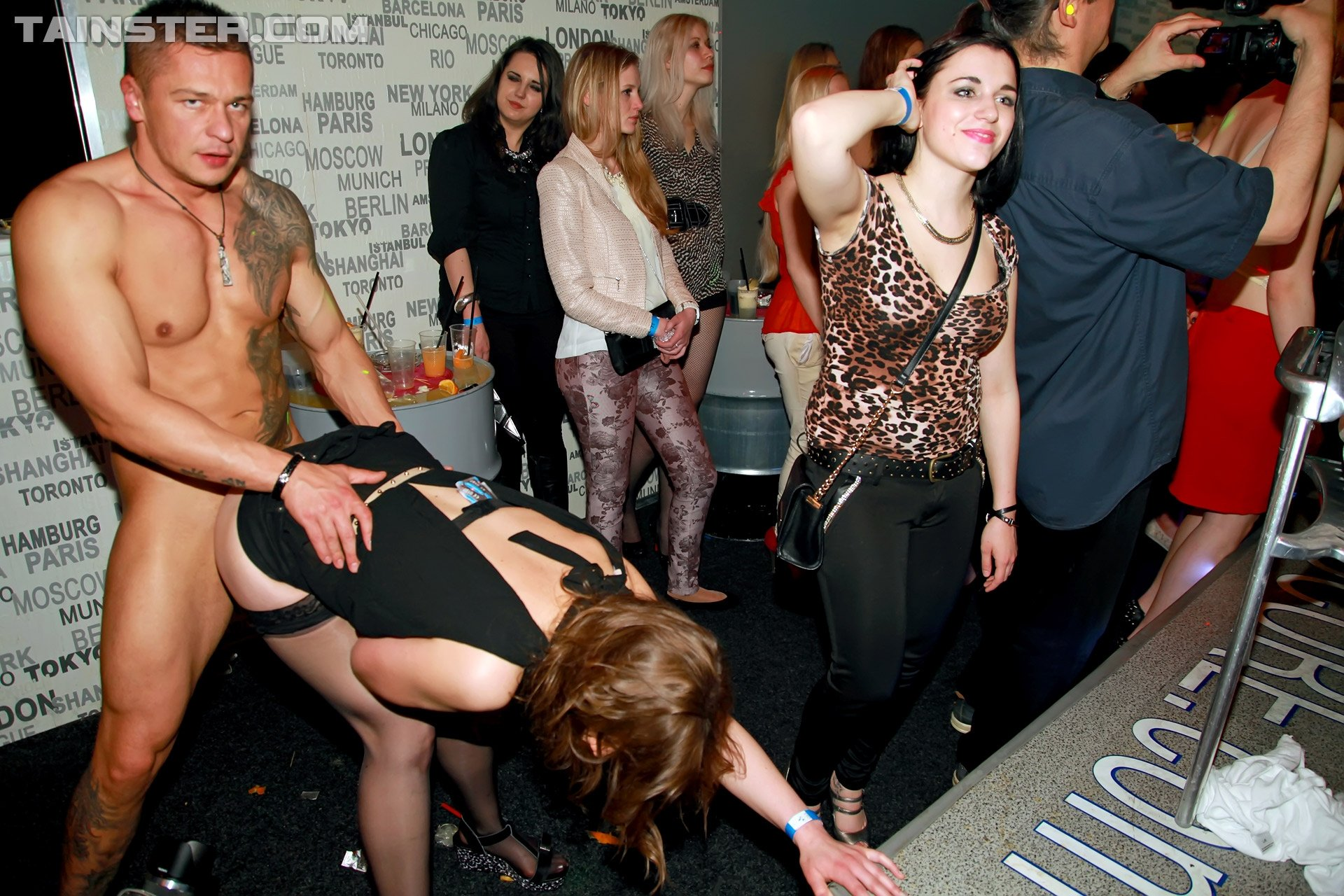 Orgy party chicago