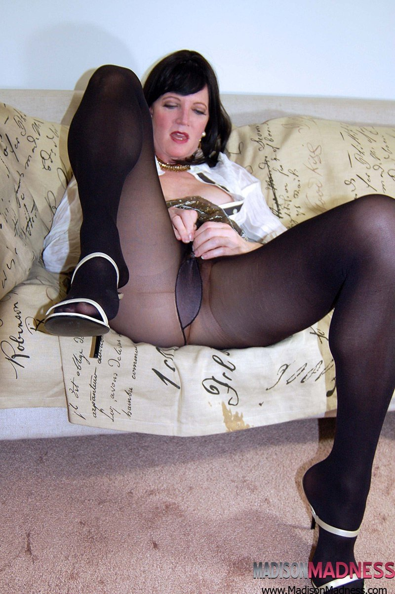 nude mature in heels add photo