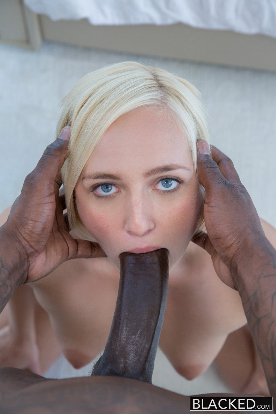 Blonde Wife Black Lover