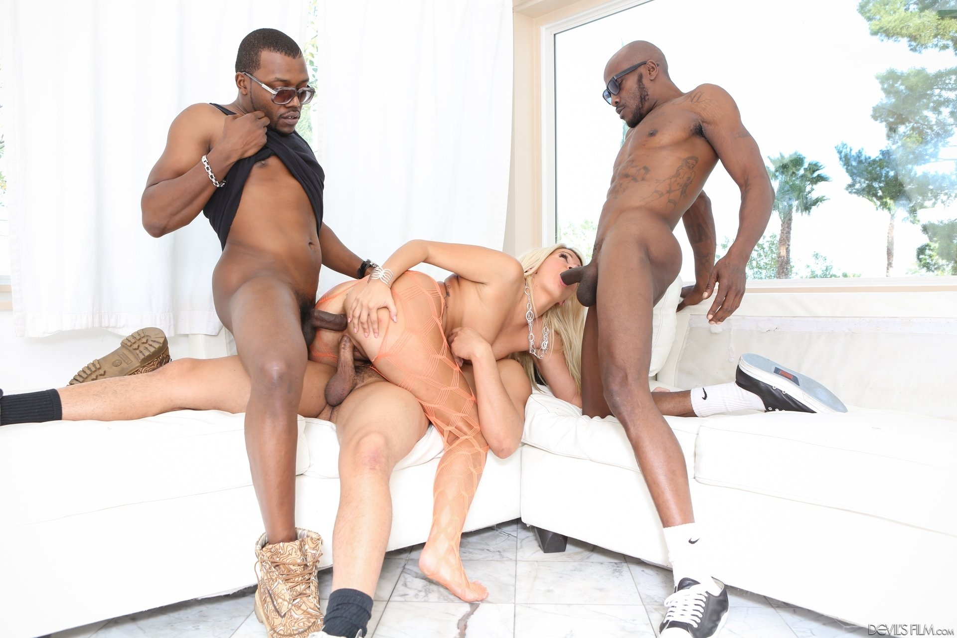 First time anal female #1