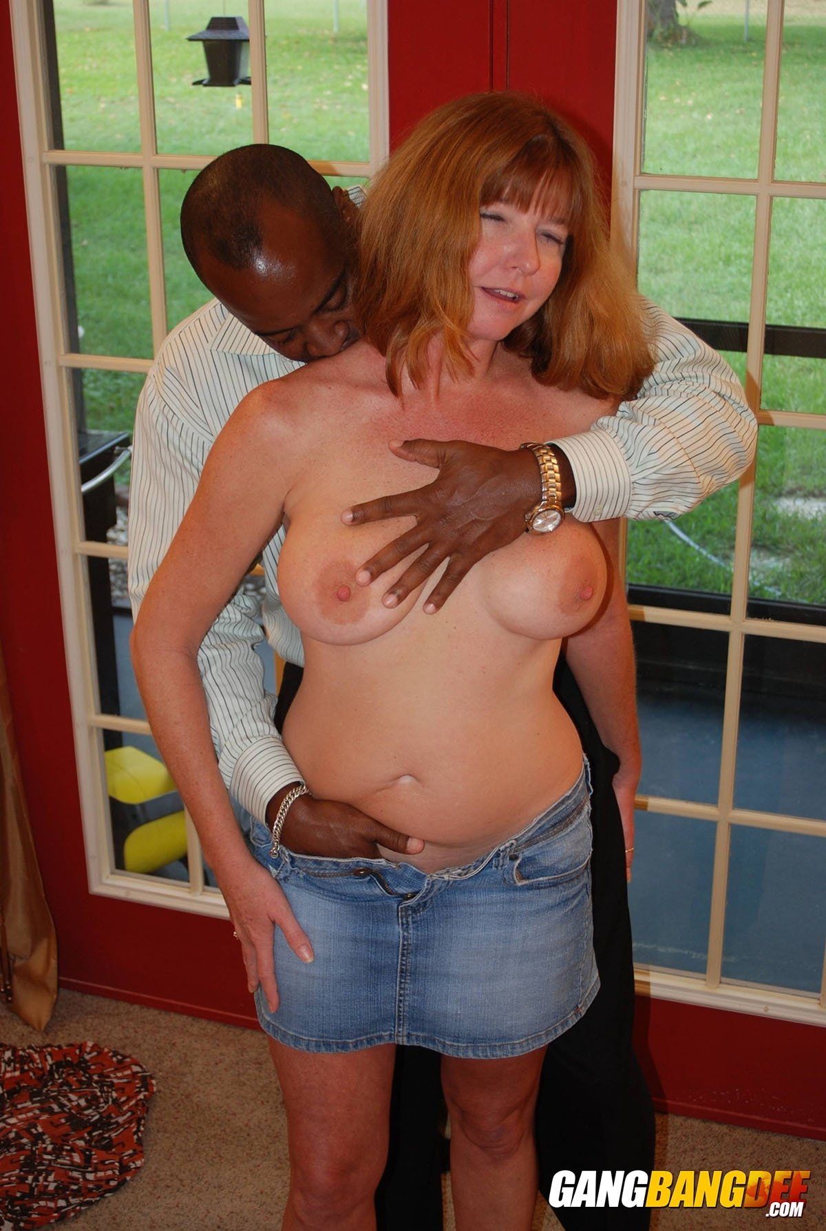 Teen russian son cowgirl