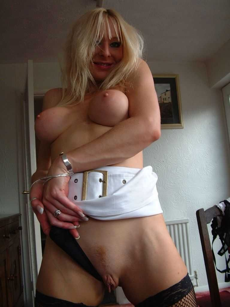 Sexy mature on webcam