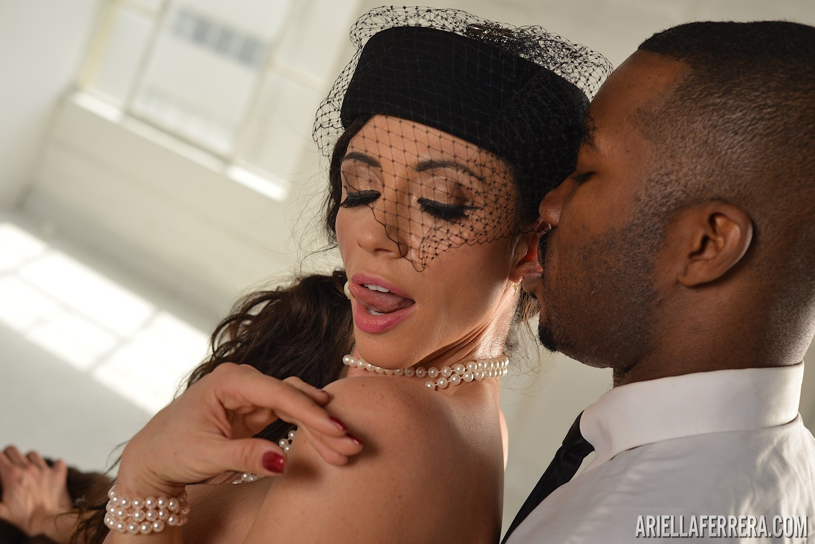 Ffm interracial porn #1