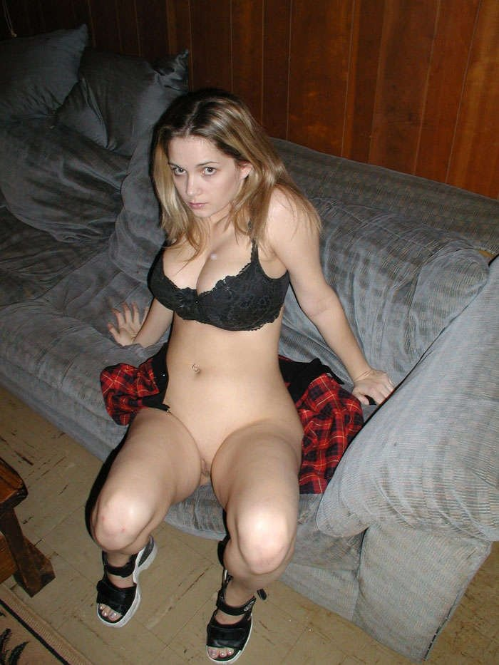 Shy wife first time #1